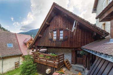 Charmante maison familiale hameau de la Diat