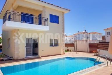 Verdi Villa at Serena Bay Beach with Private Pool
