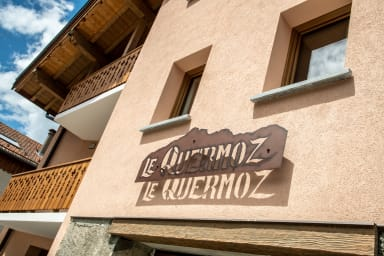 Chalet Quermoz for 10-12 people