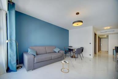 IMMOGROOM - Moderne - Refait à neuf - Cœur ville - Clim - CONGRES/PLAGES