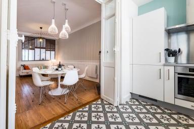HARMONIE • KEYWEEK Appartement élégant et calme avec terrasse plage à pied
