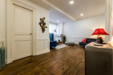 VELVET • KEYWEEK sublime appartement rénové au coeur de Bayonne