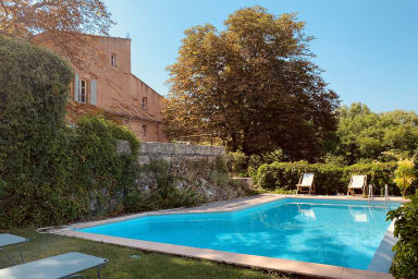Villa Terrubi / Beautiful authentic bastide nestled in the vineyards