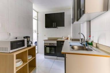 Vulcano Apartment in UNESCO City close to Madrid