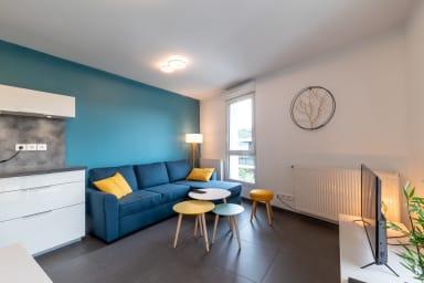 🌞 A cosy apartment with a wonderful view on Notre Dame de Fourvière 🌞