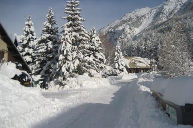 Rue des Arbennes vue Nord