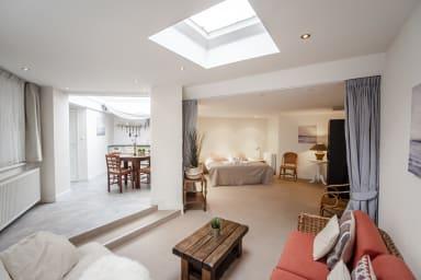 Villa Zuid Annex, private and spacious studio
