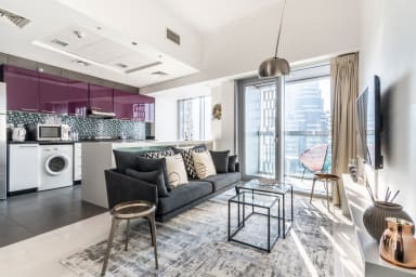 GuestReady - Modern Apt in Cayan Tower with Stunning Ocean Views