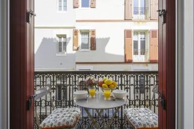 Charmant appartement à 4 minutes de la Grande Plage à Biarritz - Welkeys