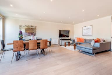 Stunning 3-bedroom in the heart of London