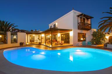 Lujosa y estupenda Villa Haere Mai en La Asomada