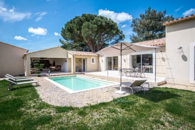 Stunning house on the edge of the Luberon