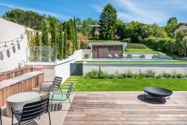 La Radieuse - Maison lumineuse avec piscine