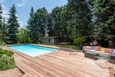 La Saulière - Family house with zen and trendy decoration