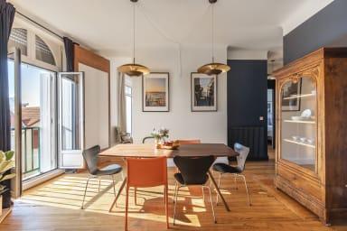 Marilyn : bel appartement à 400 mètres de la Grande Plage de Biarritz