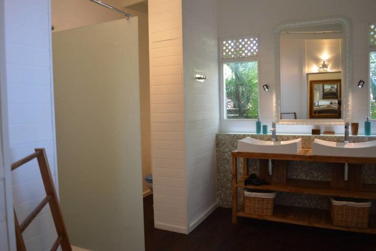 Salle de bain master bedroom