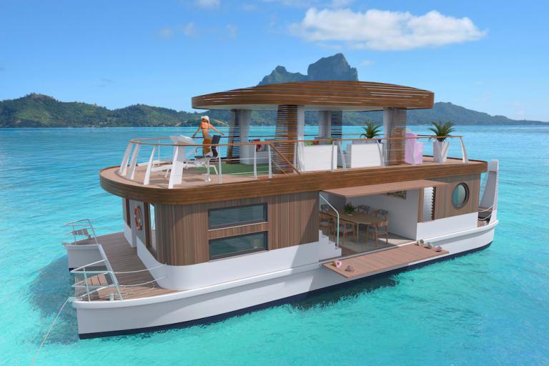 Honutea by ELYT Charter Tahiti