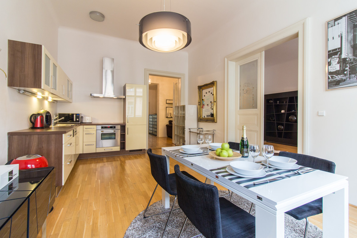 Design Apartment feat. in Design Mag. - Close to Prague Castle by EasyBNB photo 5756036