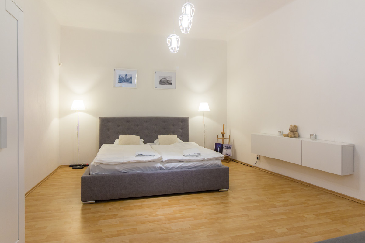 Prague City Apartment on Wenceslas Square for 6 by easyBNB photo 5831524