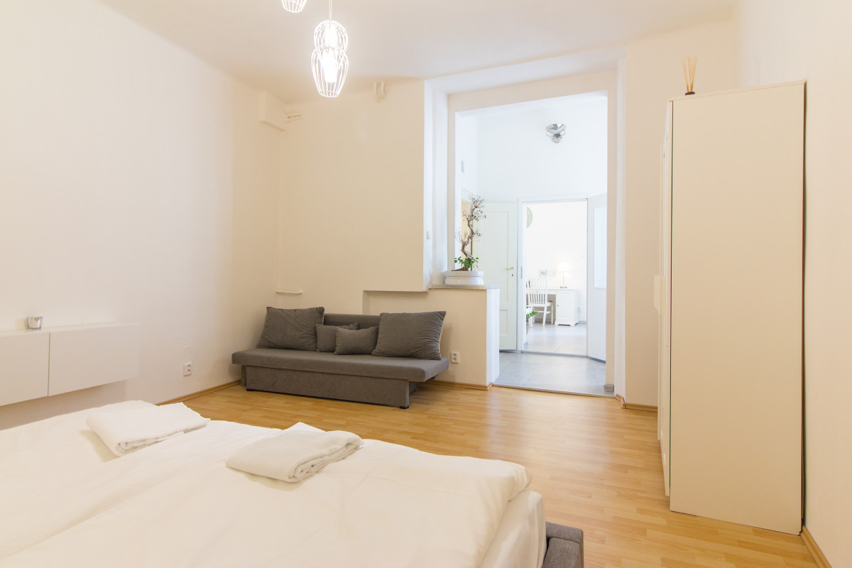 Prague City Apartment on Wenceslas Square for 6 by easyBNB photo 5789835