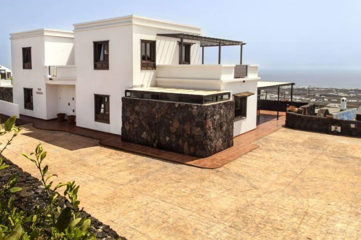 Villa Cristian with private pool in La Asomada photo 20316797