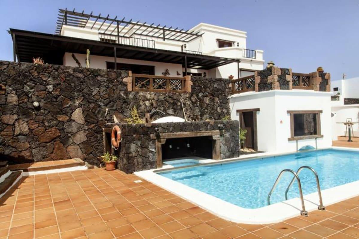 Apartment Villa Cristian with private pool in La Asomada photo 20316799