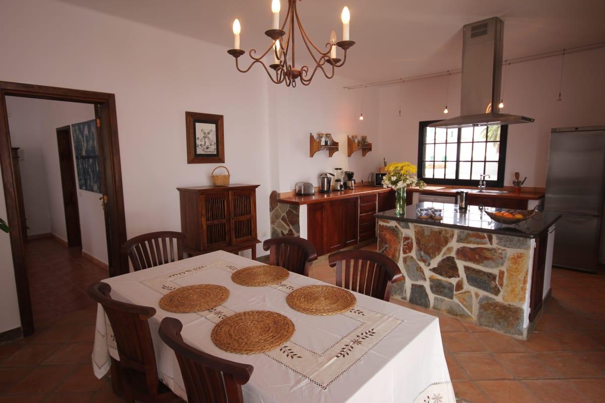 Apartment Holiday home Refugio Yuco in La Vegueta photo 20026083