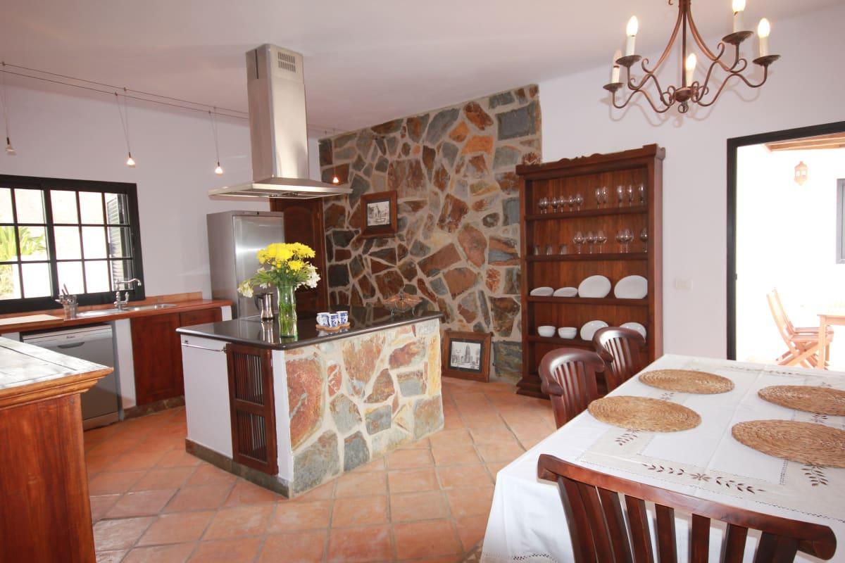 Apartment Holiday home Refugio Yuco in La Vegueta photo 20290457