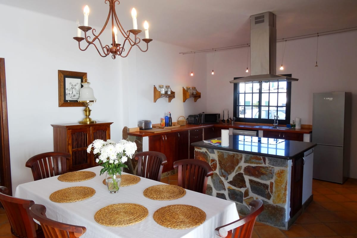 Apartment Holiday home Refugio Yuco in La Vegueta photo 20290461