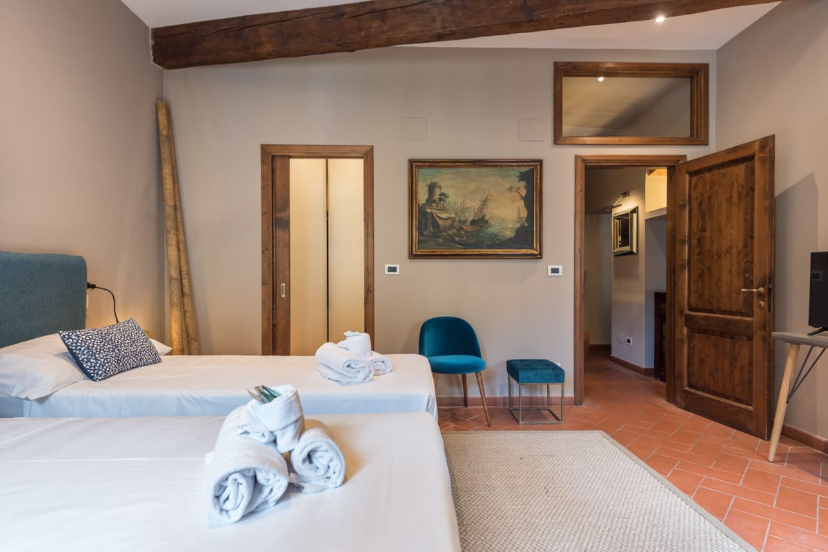 Apartment HEART OF FLORENCE Pitti 2 Bed-Apartment  photo 20442974
