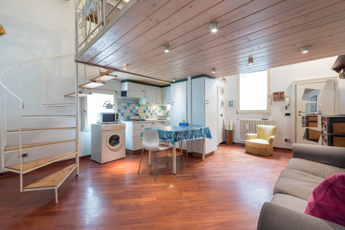 Apartment SANGALLO Mini Loft great value   photo 20304481