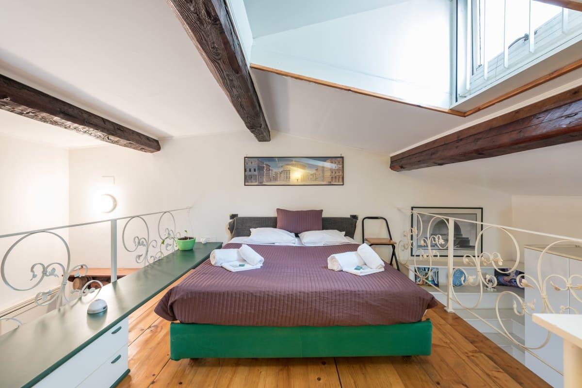 Apartment SANGALLO Mini Loft great value   photo 20443036