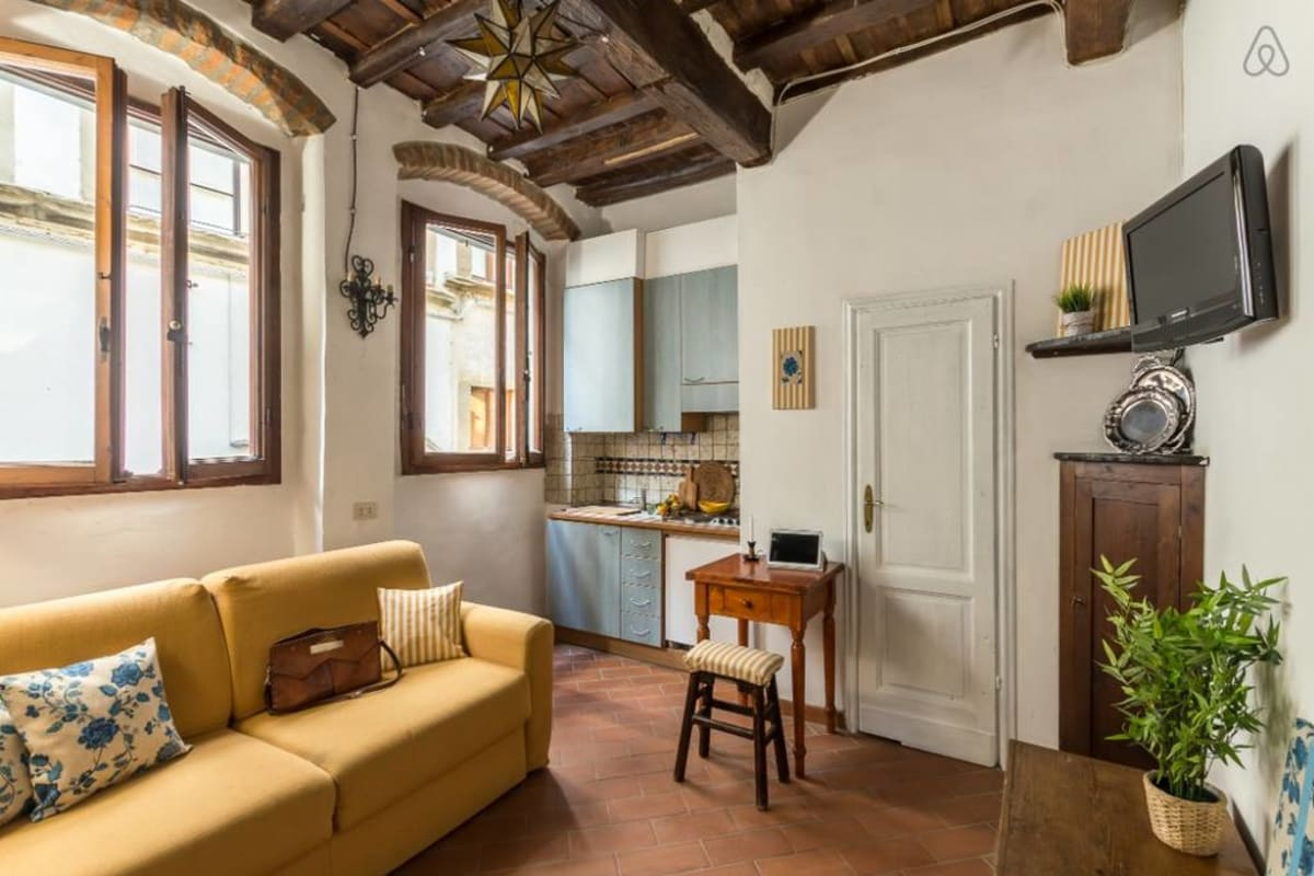 MINI STUDIO IN THE HEART OF FLORENCE! photo 20289409