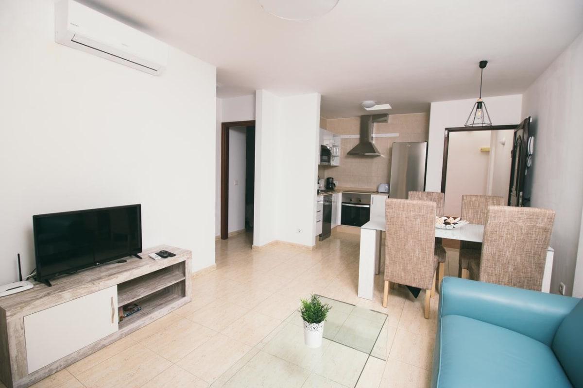 Comfortable sea view apartment in central Playa Blanca - Sara N° 5 photo 20387183