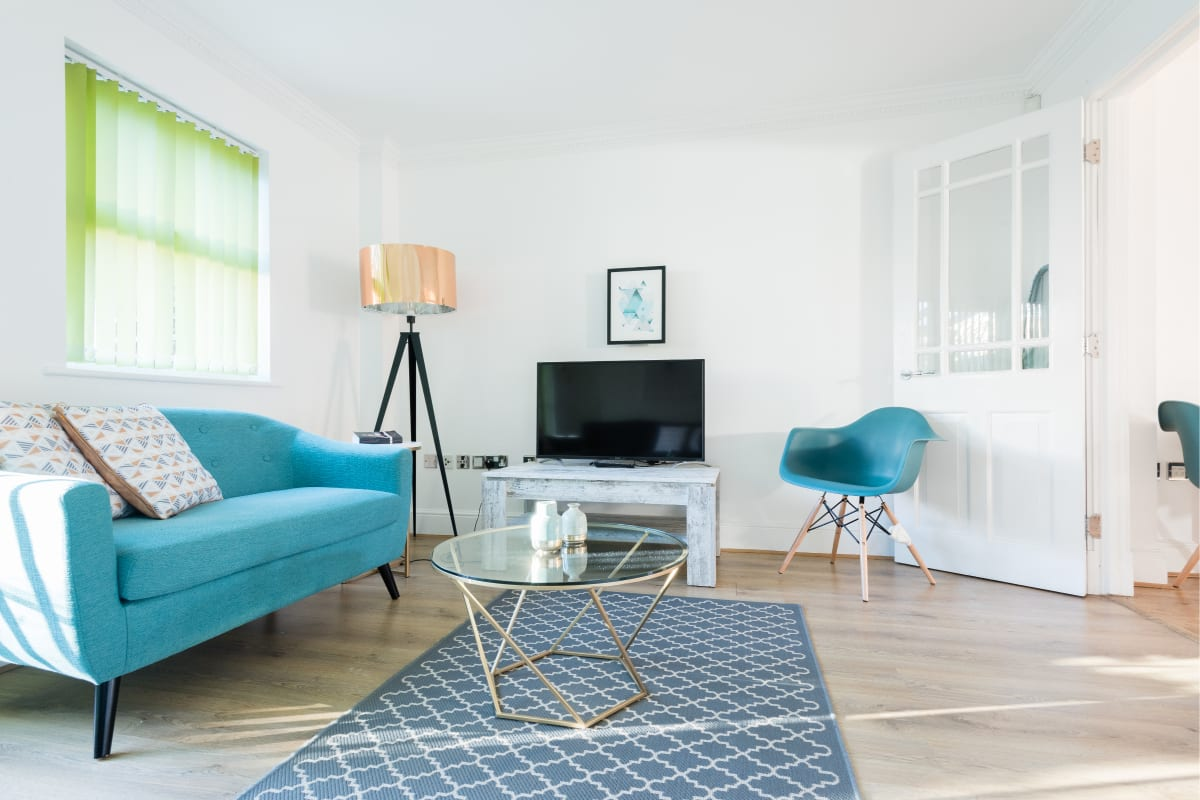 The Blue Compass - Modern & Central 4BDR Townhouse with Garden