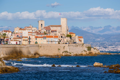Antibes (Cannes area)