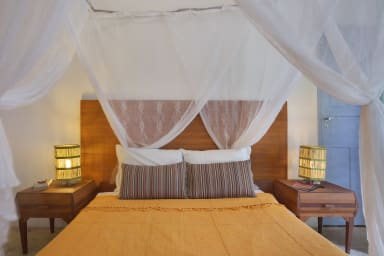 luxury villa holidays in Taiba - Bedroom - A Vida é Um Carnaval