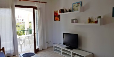 11- Ciutadella de Menorca. Biniforcat Apartaments with swimming-pool