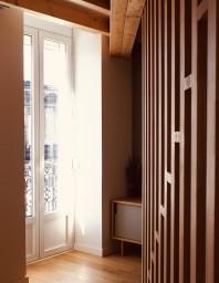 Bel appartement rénové avec gout 2 chambres proche des transports en commun