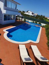 Villa Arrifana - Private Triple Room