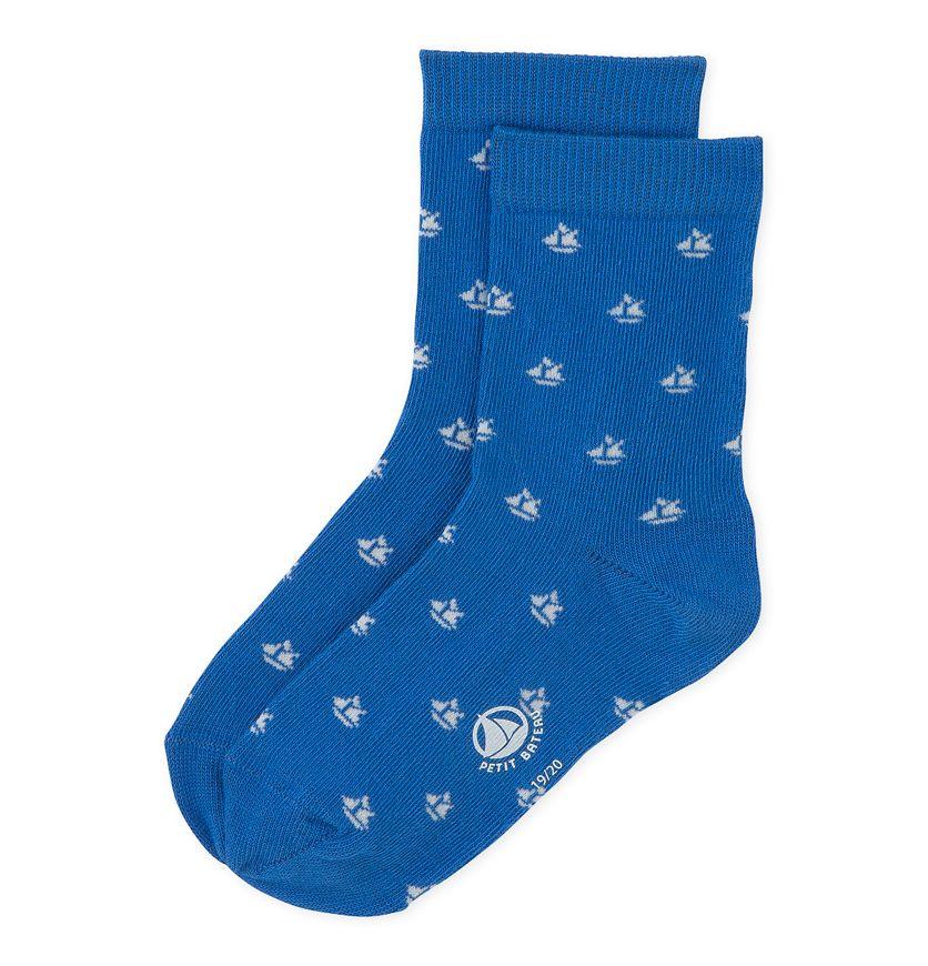 Boys' patterned socks
