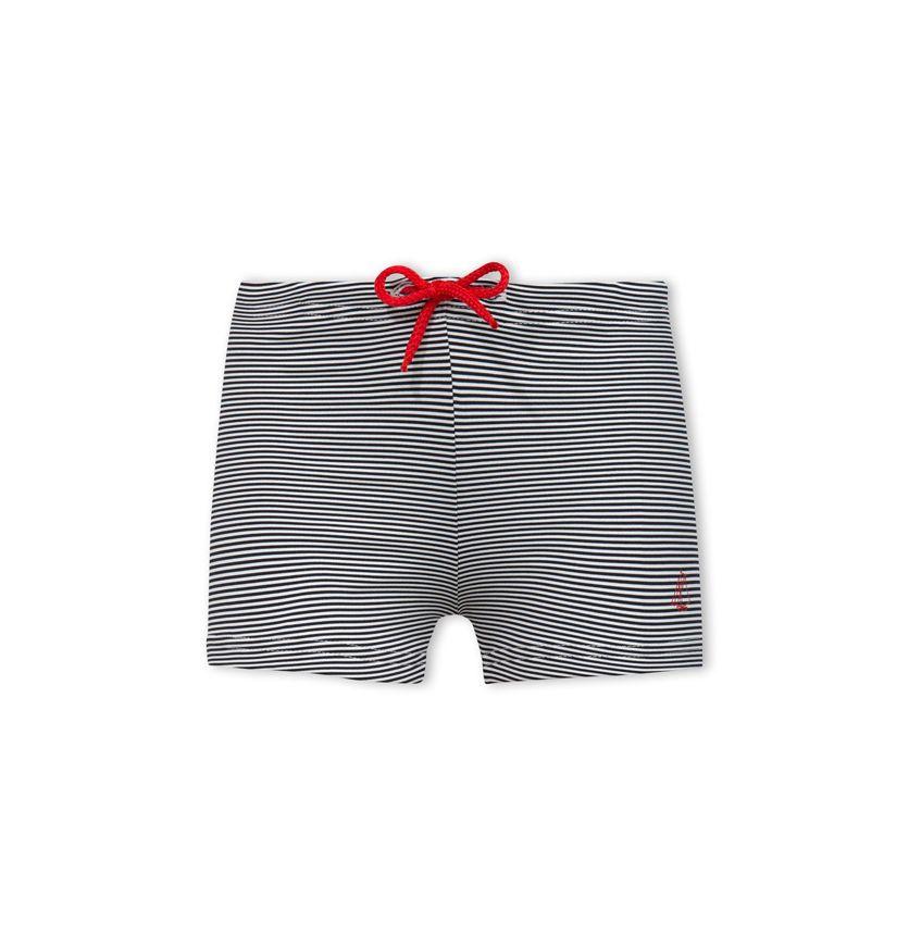 Baby boy's milleraies striped swimsuit