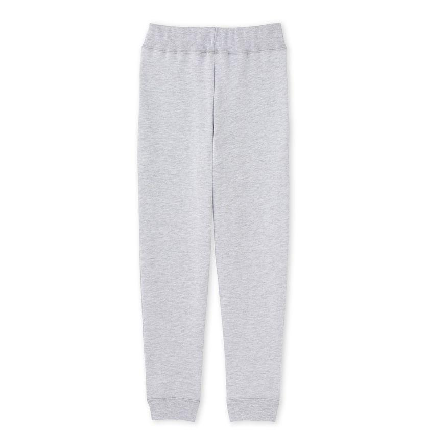 Boy's fleece jogging trousers