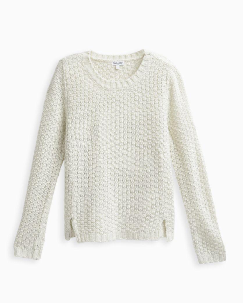 Girl Lurex Sweater