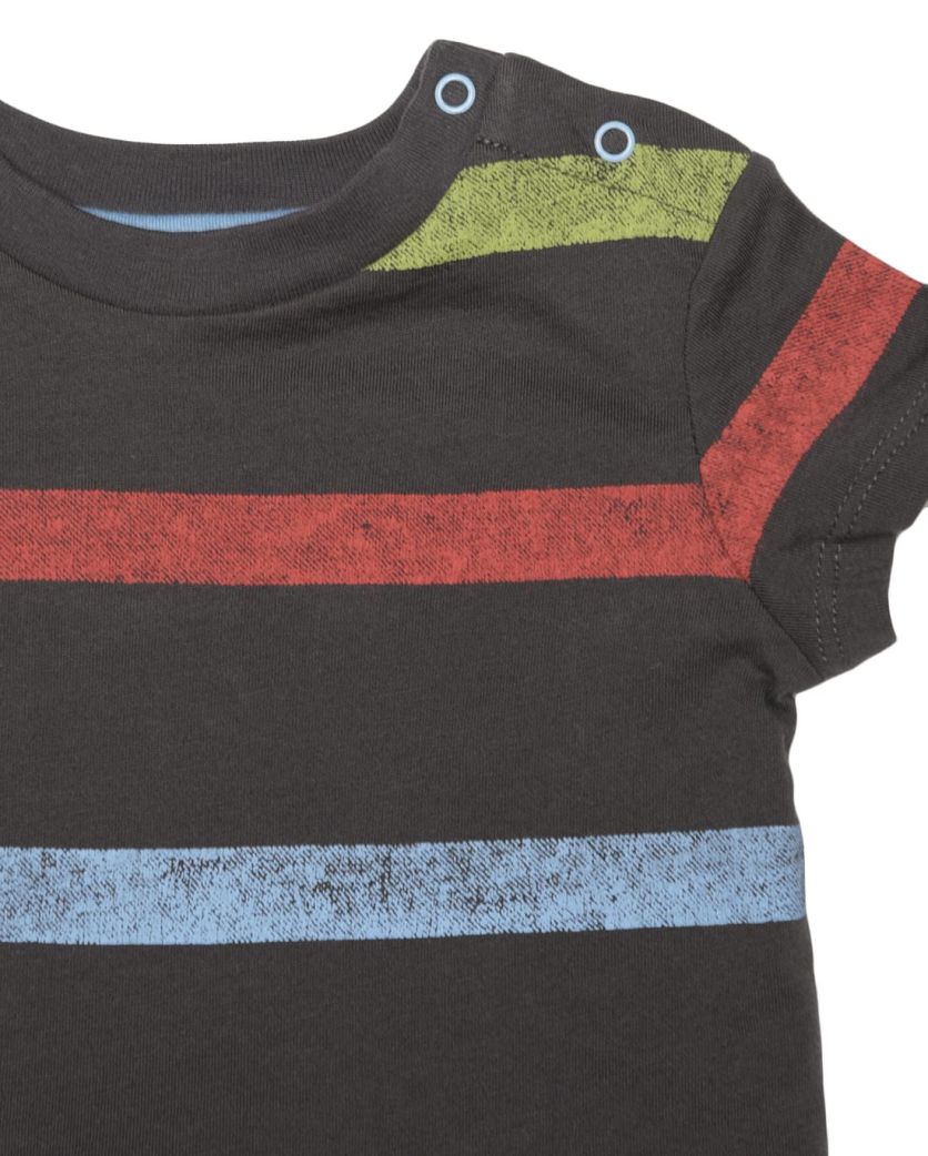 Baby Boy Stripe Set