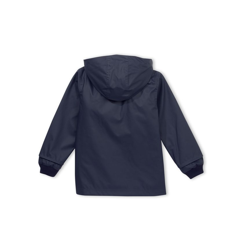 Baby boy's iconic raincoat