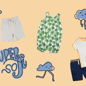 Wear-Everywhere, Super-Soft Picks for Boys