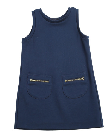 Molly Ponte Shift Dress