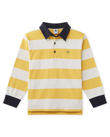 Boy's rugby polo