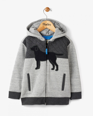Quilted Lab Active Hoodie